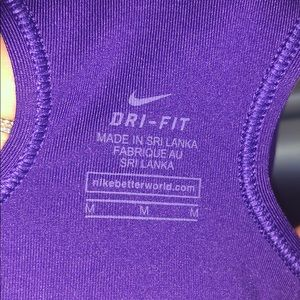 Nike Intimates & Sleepwear - nike pro sports bra